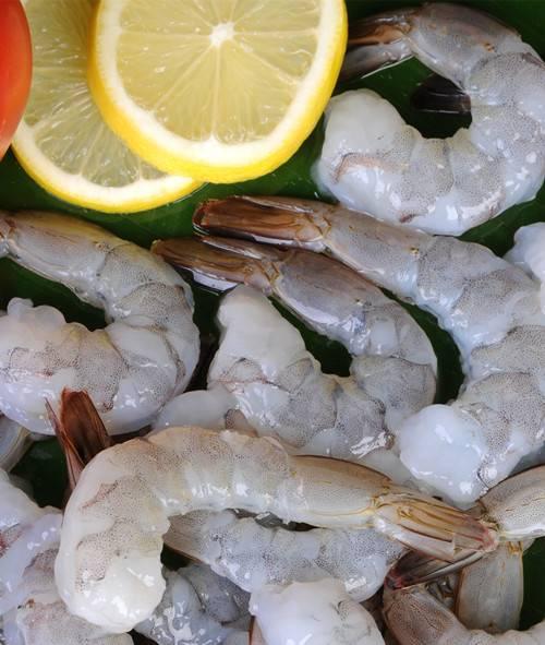 frozen Vannamei shrimp raw PDTO