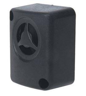 Electronic Siren piezo siren 1/6 tone 105db