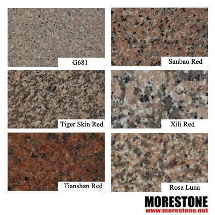 Cheap chinese granite tile