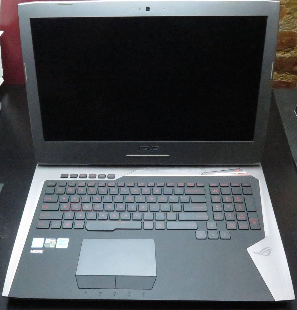ASUS ROG G752V 17.3 Intel i7 2.6GHz 12GB 1TB HD GTX 965M G752VL-BHI7N32