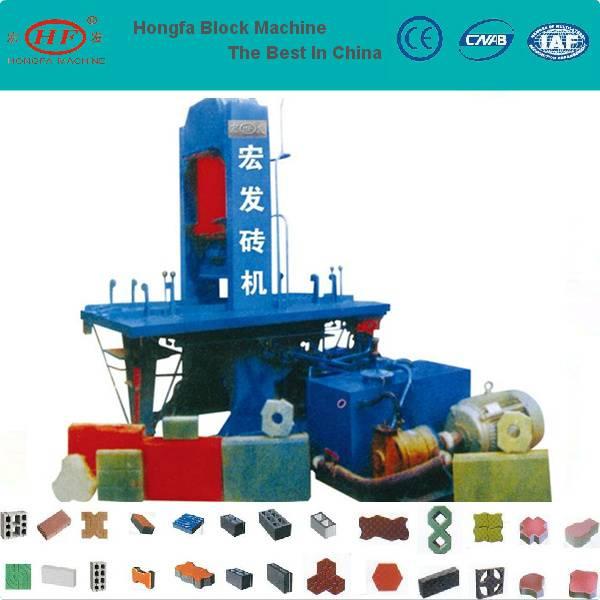 HF-150 planer type hydraulic forming machine