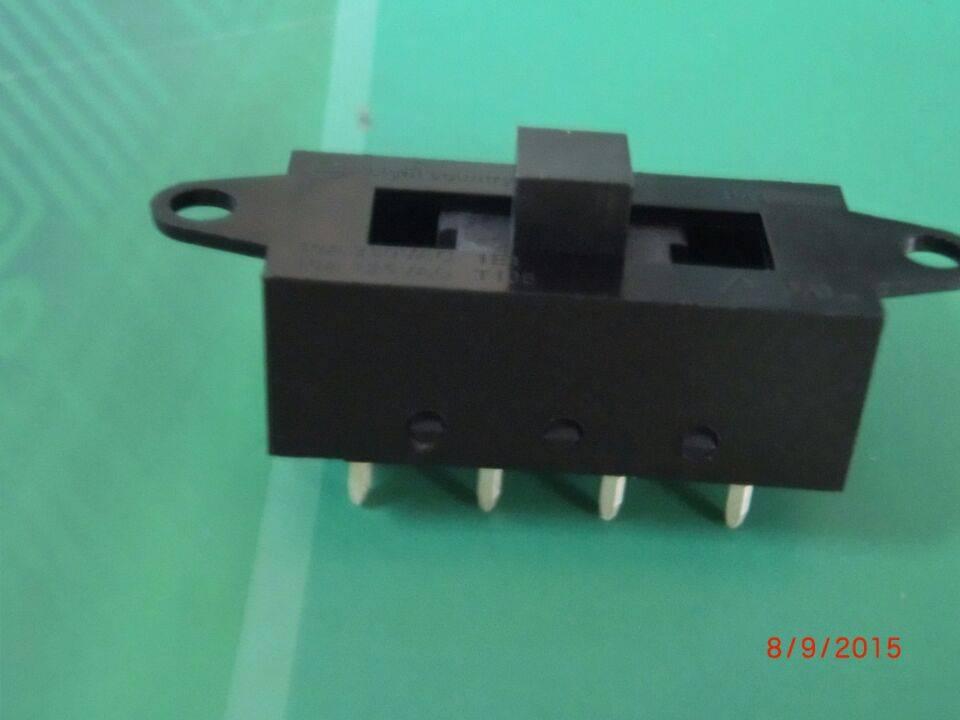 SA Series Slide Switch with UL,TUV