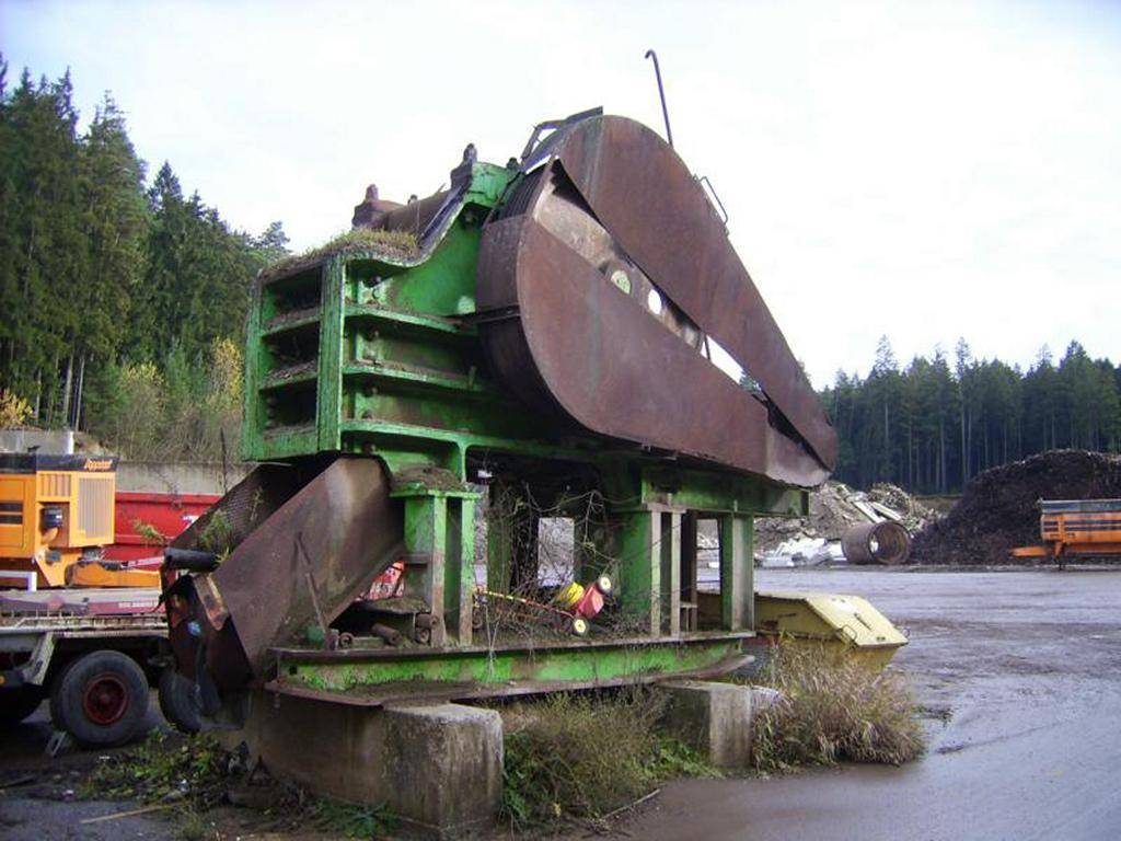 Ratzinger double toogle jaw crusher ------- REF.: 00004