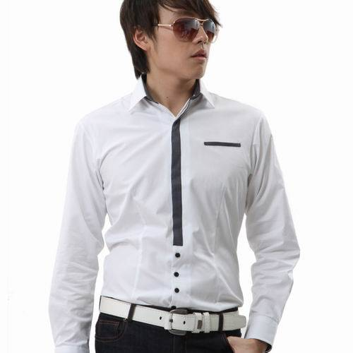 White Shirting Polyester/Cotton Fabri T/C 65/35 T/C 80/20