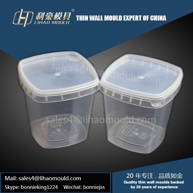 disposable PP box mould