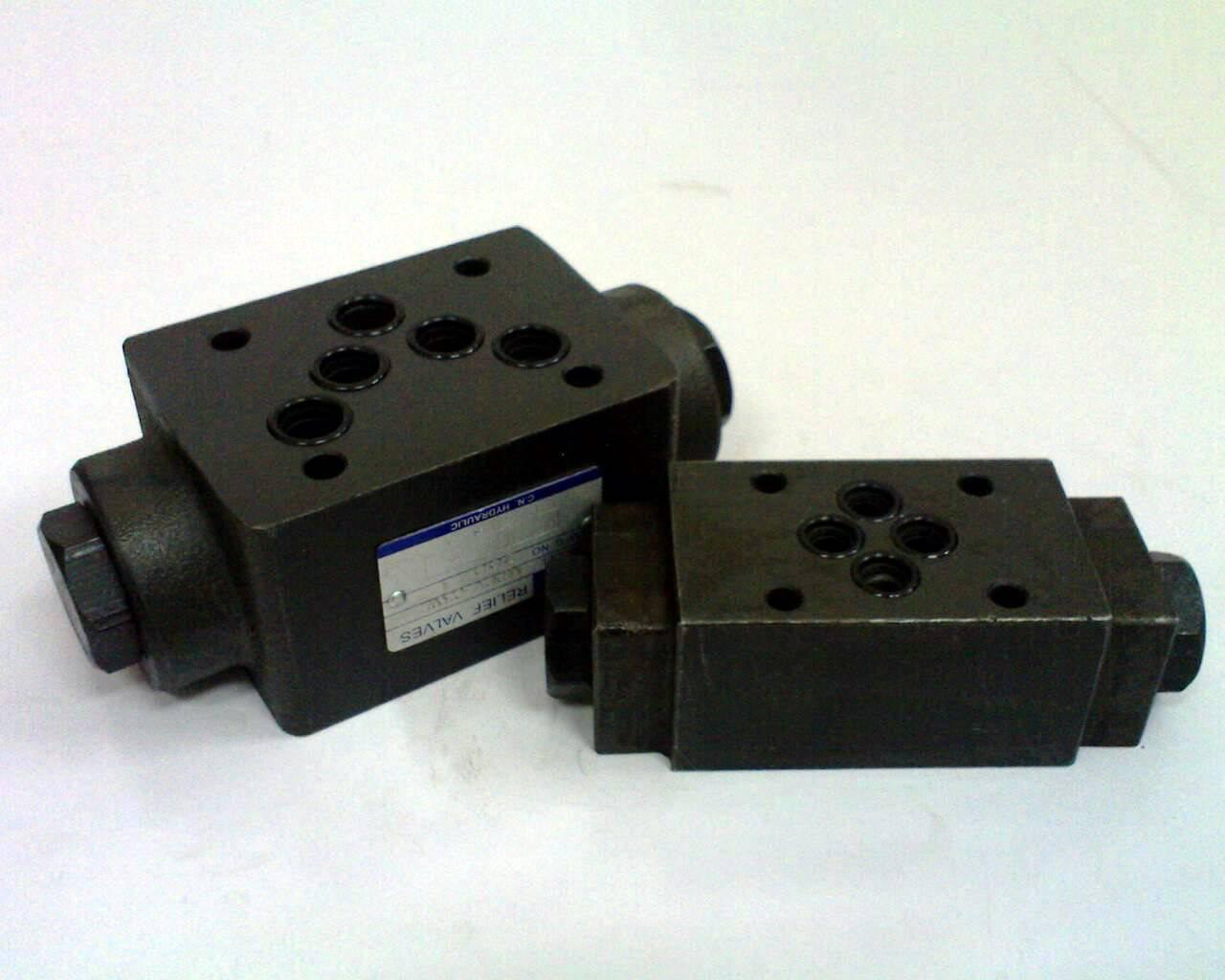 hydraulic check valve solenoid valve overflow valve