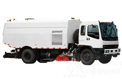 AIRPORT SWEEPER YHJ5165