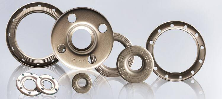 stainless steel 304 press flange loose flange