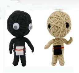 Voodoo dolls key chain