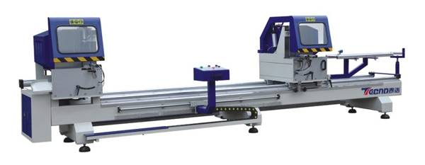Aluminum Window And Door (Curtain Wall)Machine-Double Mitre Saw