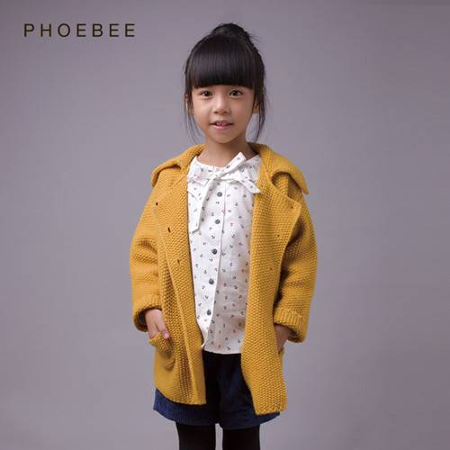 Wool Baby Girl Clothes Girls Winter Coat for Sale