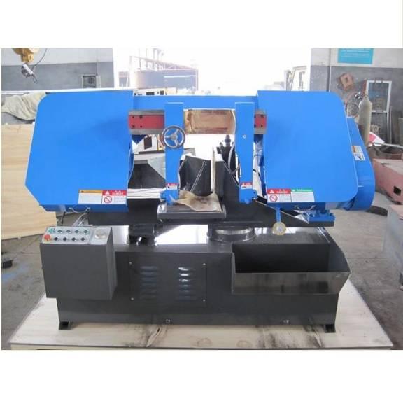 Rotary horizontal band sawing machine GX4035