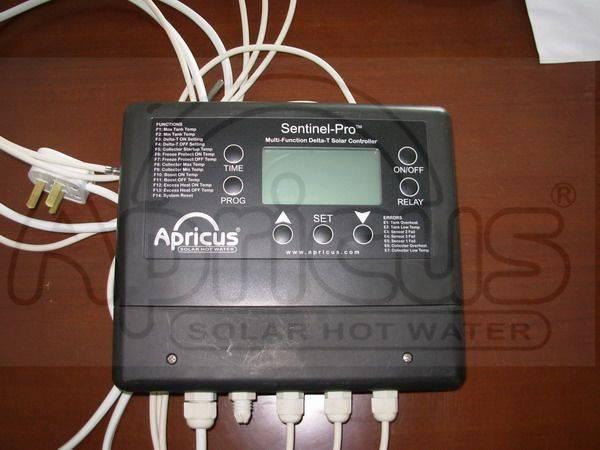 Delta-T Solar Controller