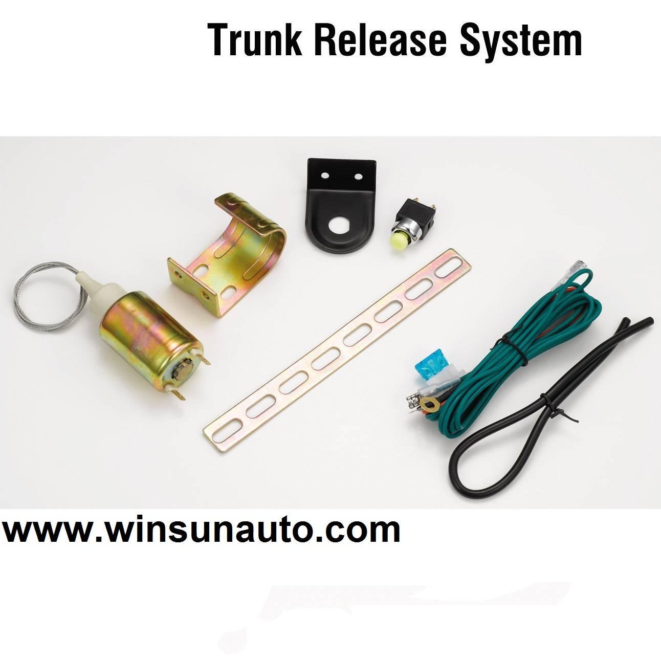 Trunk Release kit