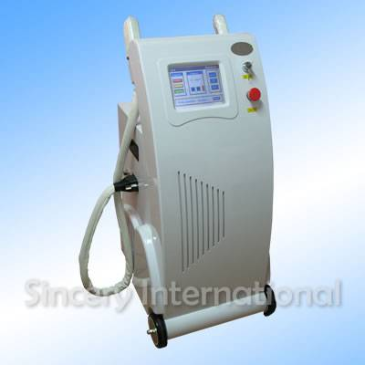 IPL Hair Removal and Skin Rejuvenation Beauty Equipment