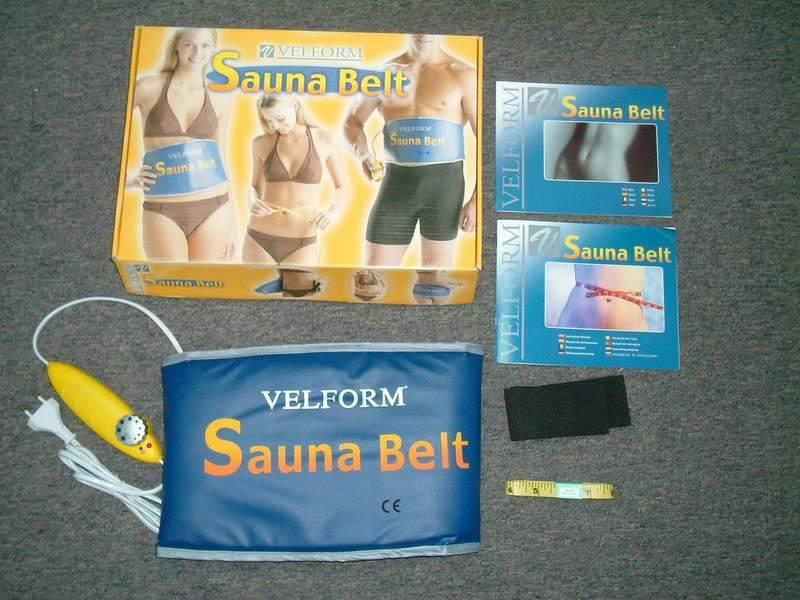 Velform Sauna Belt As Seen On TV(HW-SB09)