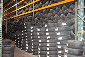 Quality tyres for export, Quality from Germany,