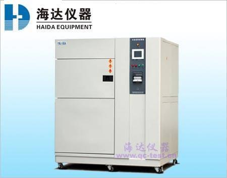 Thermal shock tester