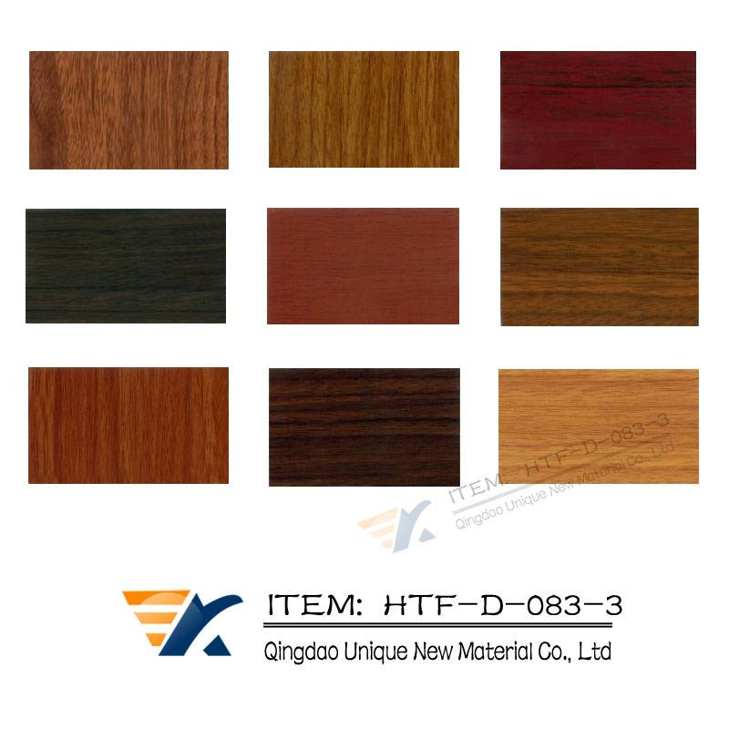 WPC transfer foil,Wood grain transfer foil,floor transfer foil,skirting transfer foil