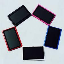 NEW 7 inch allwinner a33 Dual Camera cpu mali400 gpu android 4.1 Capacitive 512mb ram 4GB Camera WIF