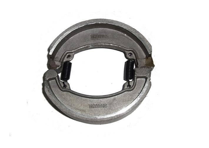 AX100 brake shoe /brake pad/brake disc