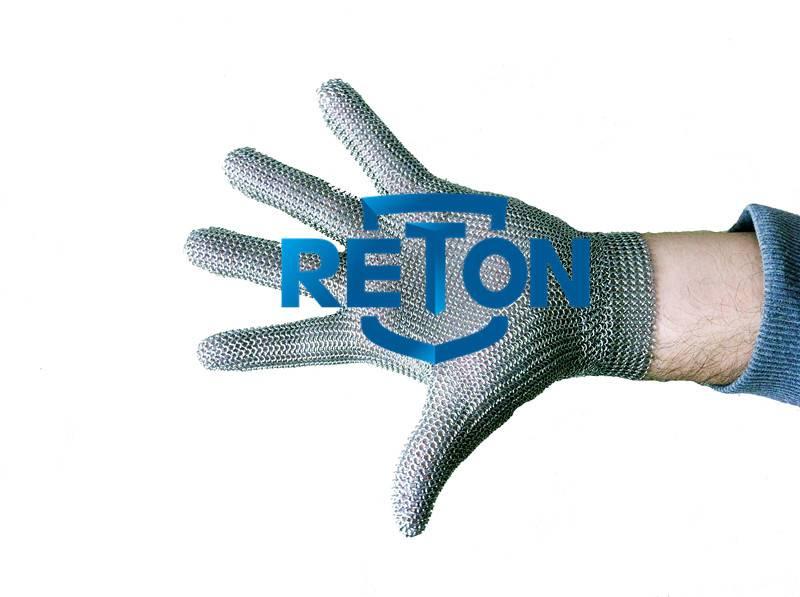 Stainless Steel Ring Mesh Gloves/Chain Mail Gloves/Metal Meshgloves for Butcher
