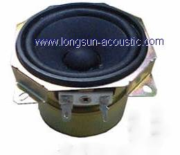 Loudspeaker driver for computer speakers