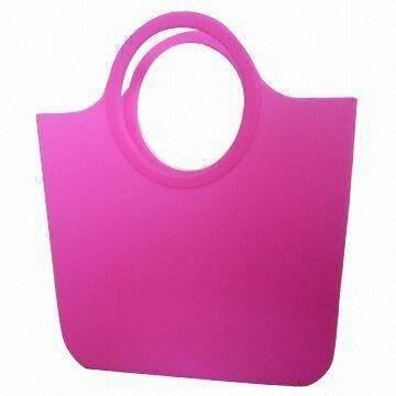 ZX-007 Silicone Handbag Pocket, Coin Purse, Durable, Non-toxic and Flexible