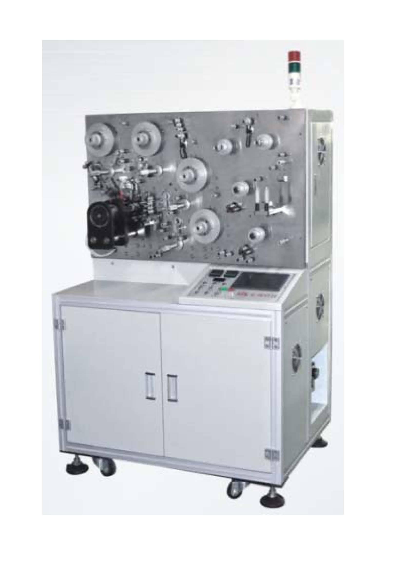 capacitor winding machine-14600USD/set