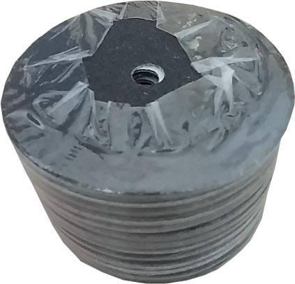 KLINGSPOR 5inch DISC, velcro, siliconcarbide