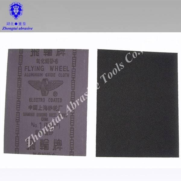 Flap wheel silicion carbide sand cloth sheet for sale