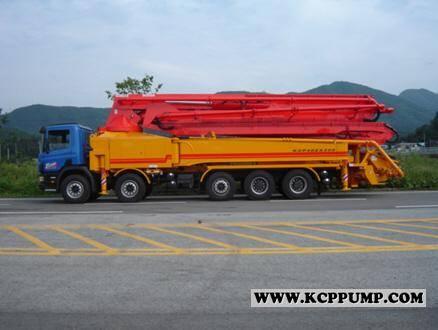 Concrete Pump, Concrete Mixer, New and Used Concrete pump, trailer pump