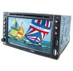 6.5 Double Din LCD Monitor /DVD player /Immovable Panel /USB