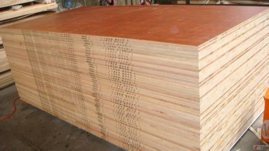 Red Oak Blockboard For Decoration/Furniture/Construction