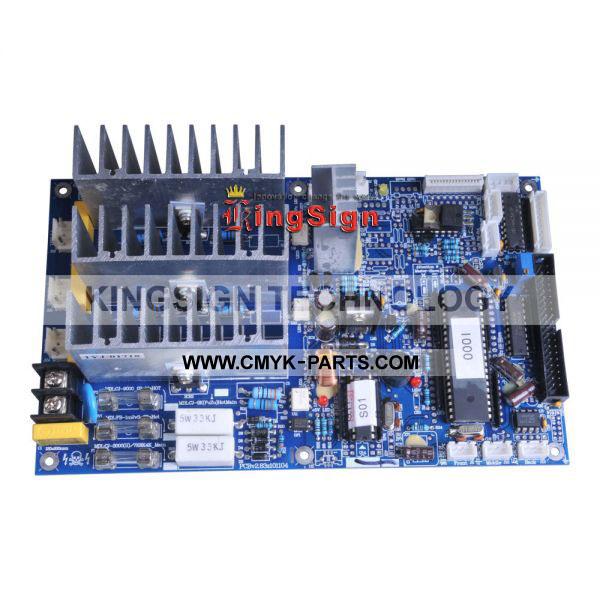 Crystaljet CJ1000 LCD Control Board