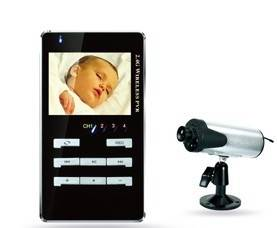 Night vision 2.4GHz 2.5 Baby Monitor