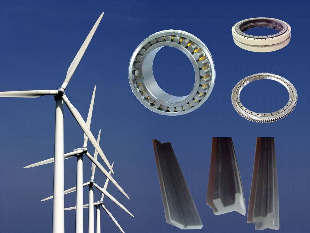 Sell wind turbine seal, wind generator bearing seal, pitch bearing seal, yaw bearings seal, transmis