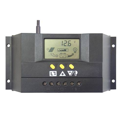 Sun Gold Power 20A PWM LCD Display Solar Charge Controller 12V/24V Automatic Regulator