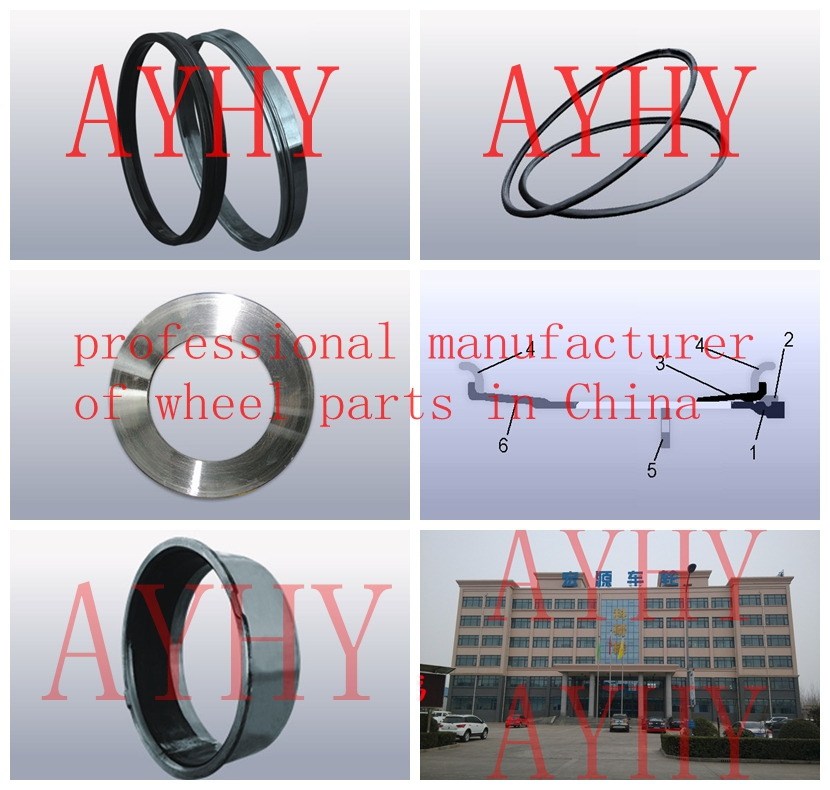 OTR wheel rim manufacturer from China