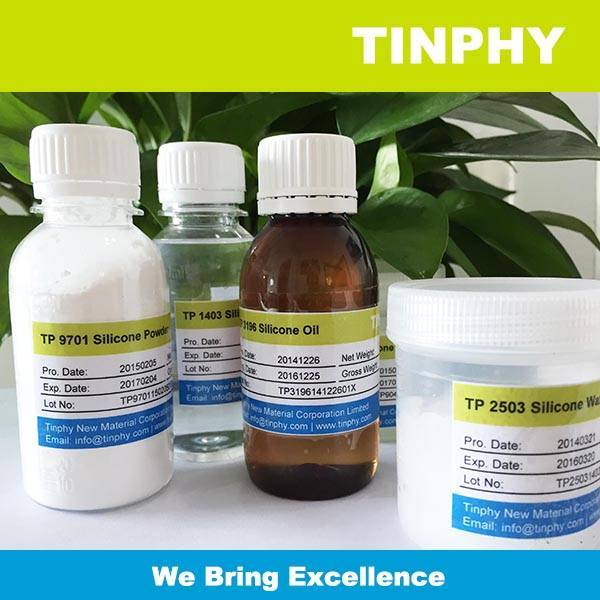 Cosmetic Raw Materials Silicone Oil TP 556