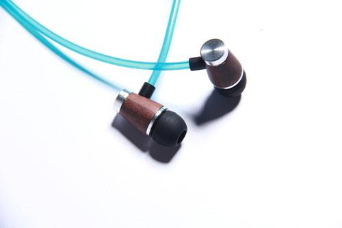 Air tube anti-radiation headsets in ear earphones