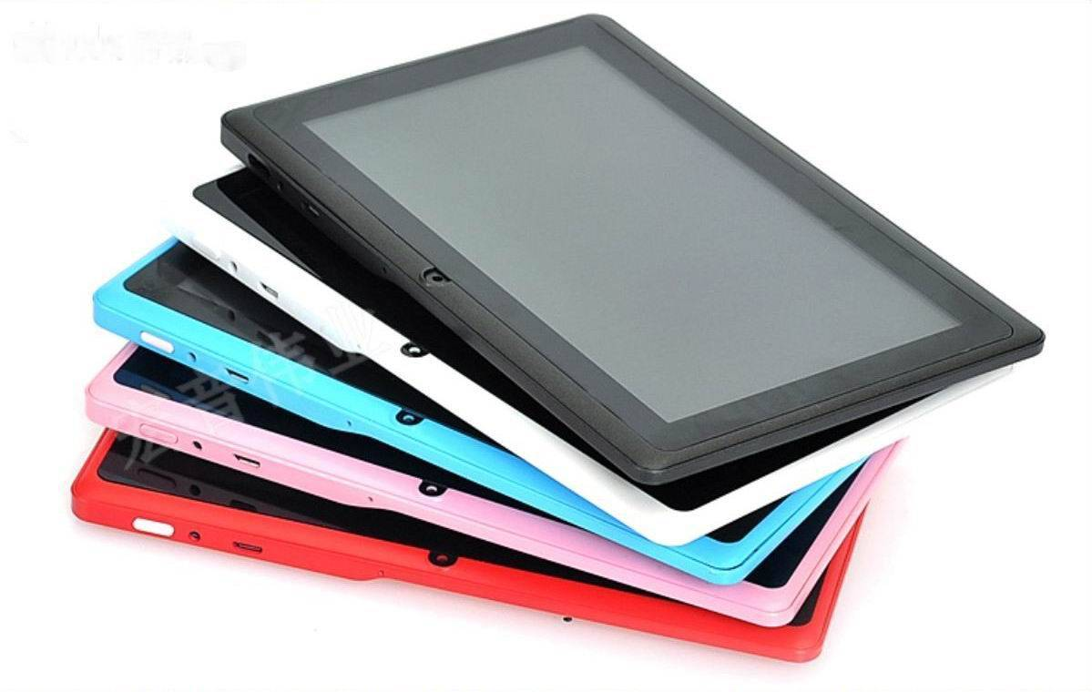 Cheap Price 7 inch Allwinner A23 Dual Core Android WiFi Tabet PC - J88A