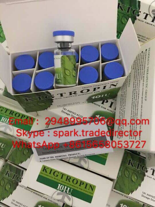 kigtropin hgh hot selling human growth hormones