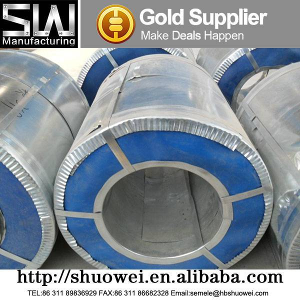 color coated PPGI steel sheet in coil