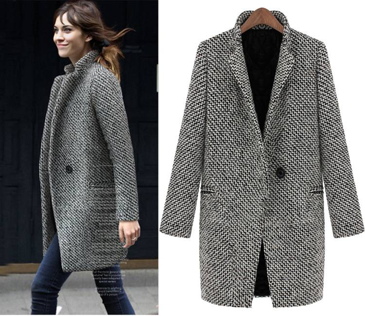 design women coats with high quality hot sale