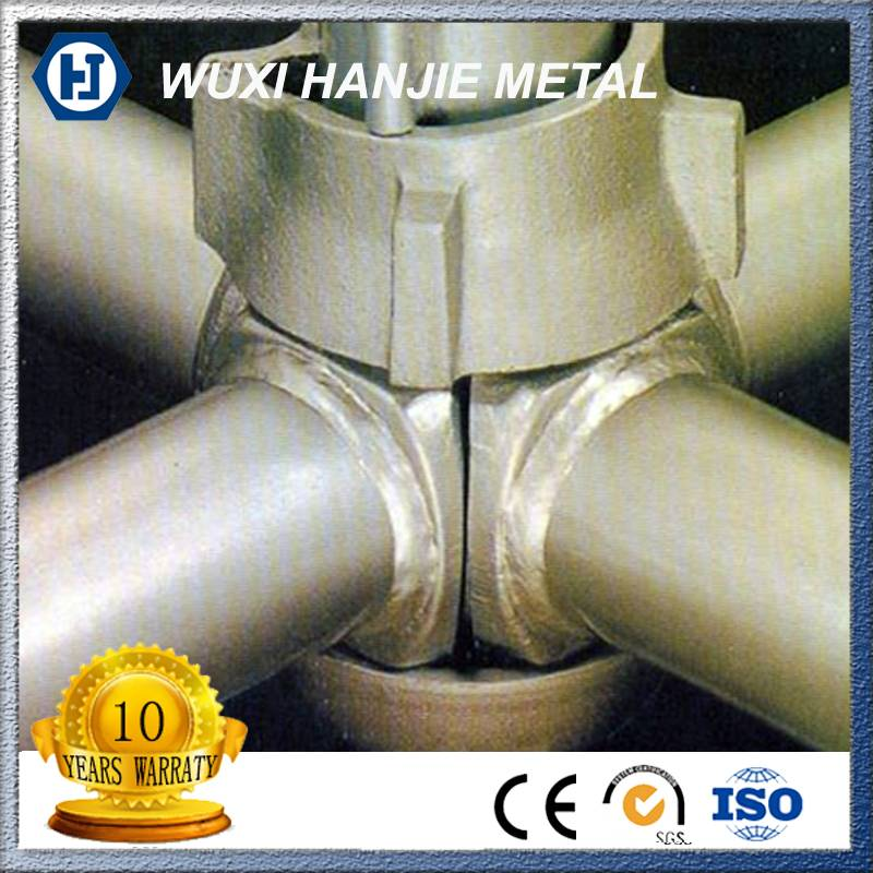 China Factory Direct En74 Standard Cuplock Scaffolding