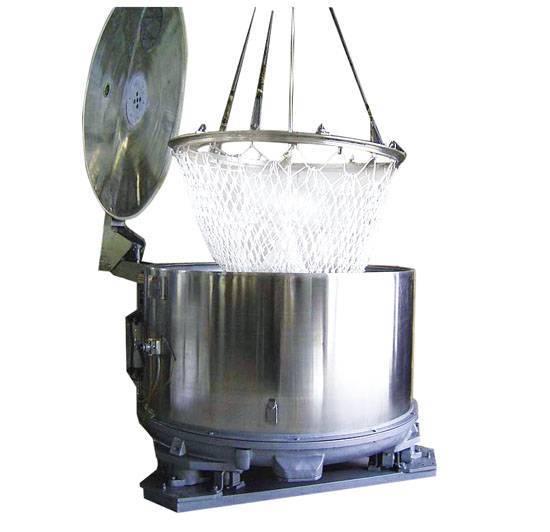 Inverter Control Net Hydro Extractor