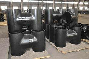 M.S carbon steel pipe fittings