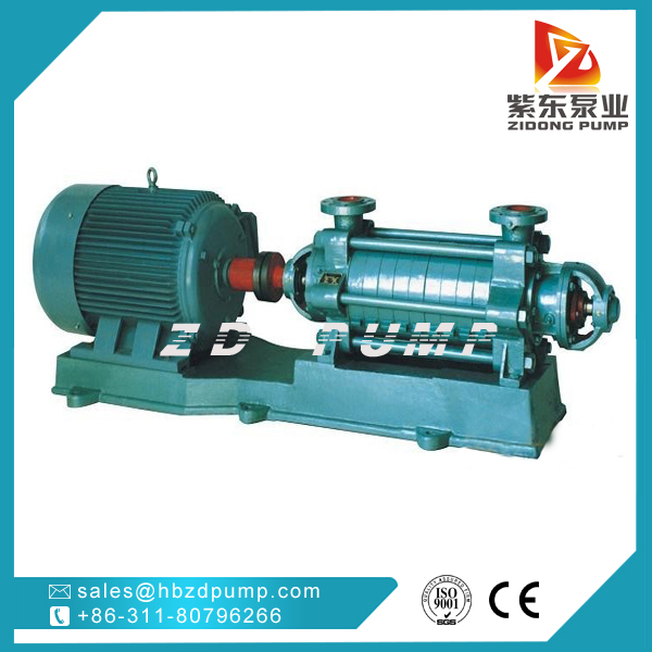 centrifugal water pump Horizontal Multistage Fire Pump