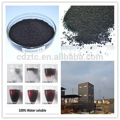 EDDHA-Fe 6% organic iron fertilizer
